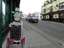 Maghera, Main Street, County Londonderry ©
